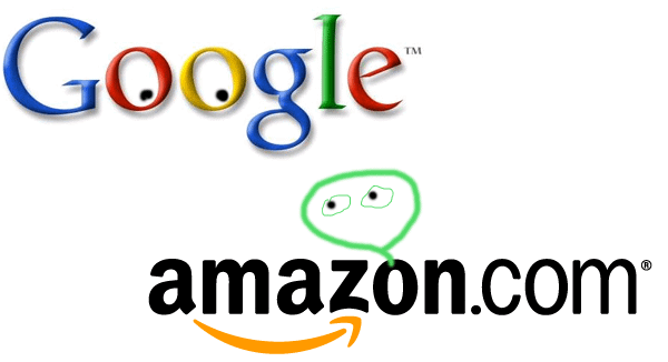 Amazon to Not Pay For Google Shopping Listings