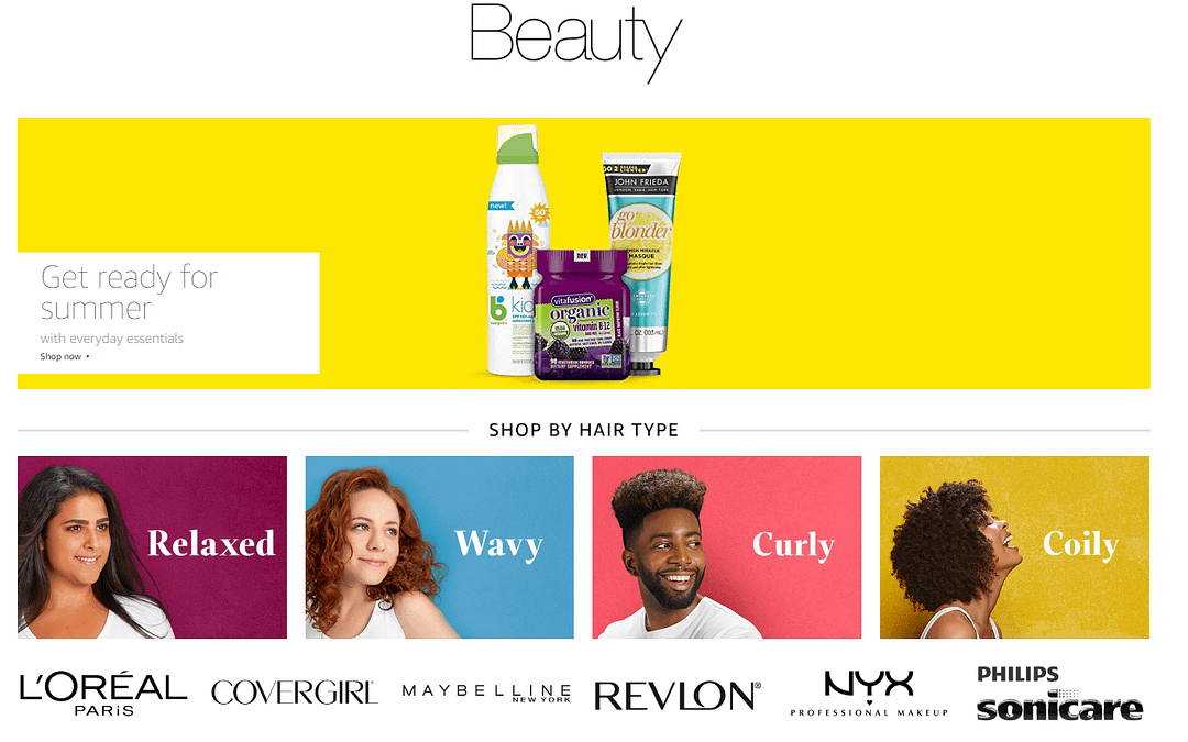 Everything You Need to Know About Amazon Beauty