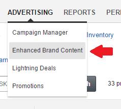 enhanced brand content