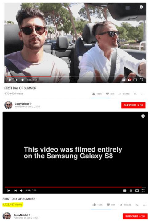 casey neistat youtube influencer marketing
