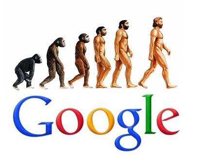 Google 5  year evolution