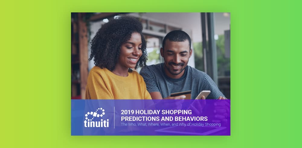 2019 Holiday Shopping Predictions and Behaviors