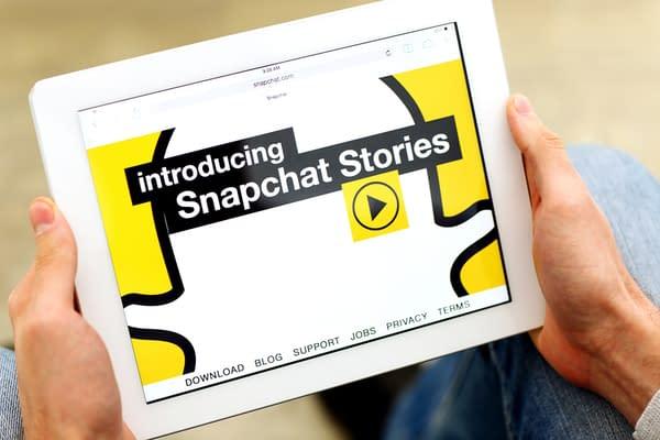 Snapchat Surging Ahead of Social Media Rivals