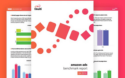 Tinuiti's Amazon Ads Benchmark Report Q4 2019 Released