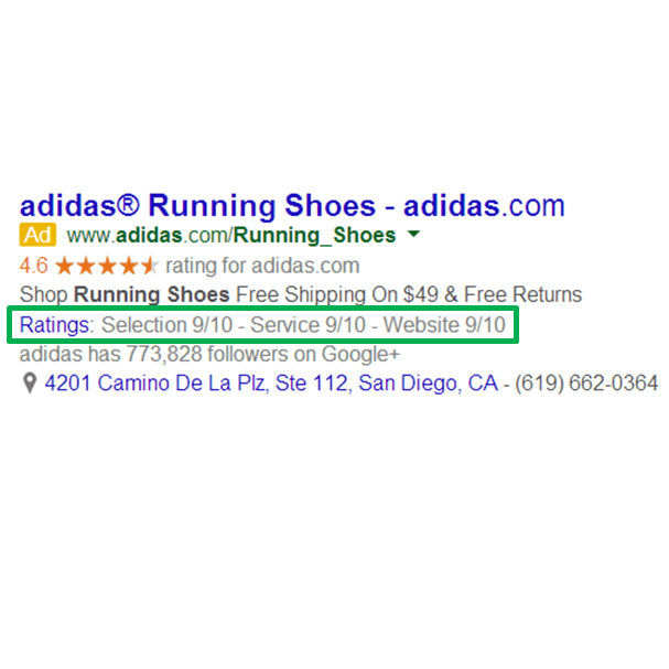 How to Take Advantage of AdWords Consumer Ratings Annotations