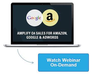 Q4 Google & Amazon webinar