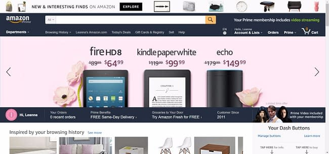 top 10 online marketplaces amazon
