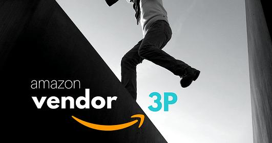 amazon vendor to 3p