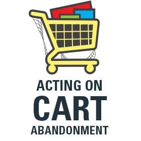 TODAY: Shopping Cart Abandonment Webinar