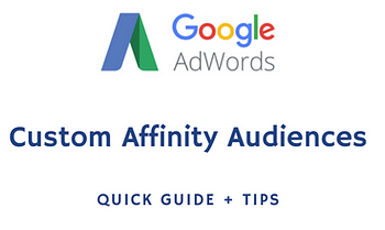 custom affinity audiences cpc strategy