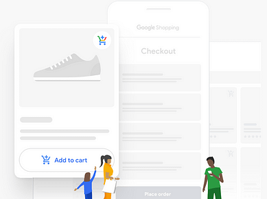 google shopping actions graphic