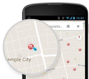 Google News: Google Maps Offers