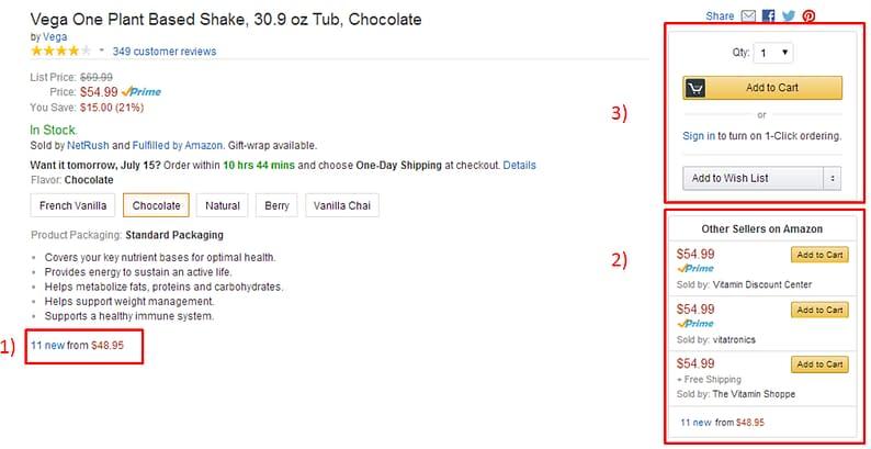 Win the Amazon Buy Box