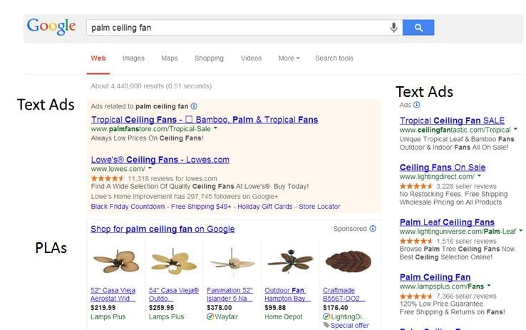 Google Testing Paid Ads On Search