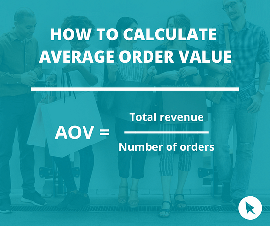 calculate average order value