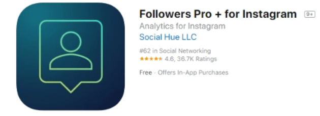 followers pro instagram analytics tool
