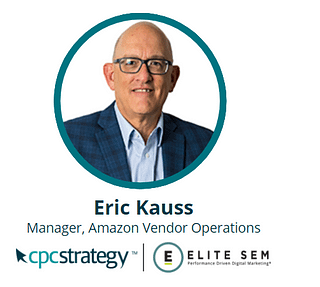 eric kauss amazon operations