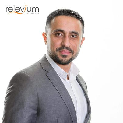 Abis Hussain, Senior Marketing Officer at Relevium Technologies Inc.