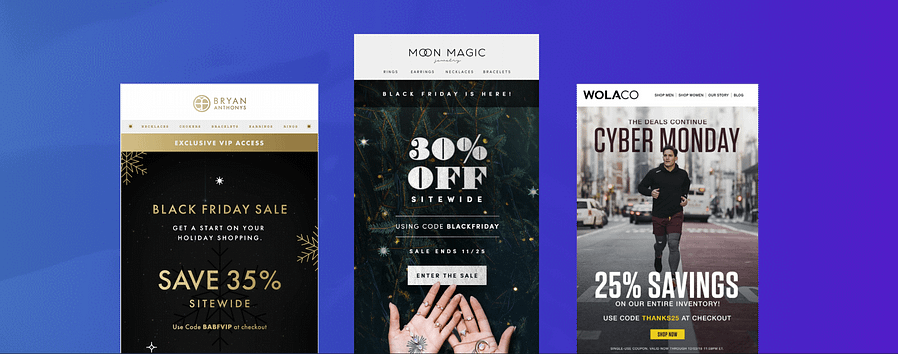 holiday email campaign optimizations
