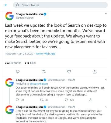 google twitter ad design