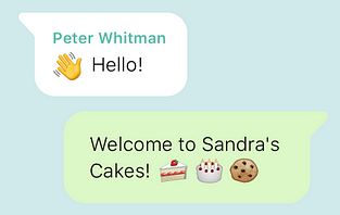 whatsapp business automatic reply