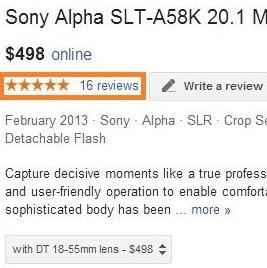Google Shopping Reviews: Adding Product & Seller Reviews