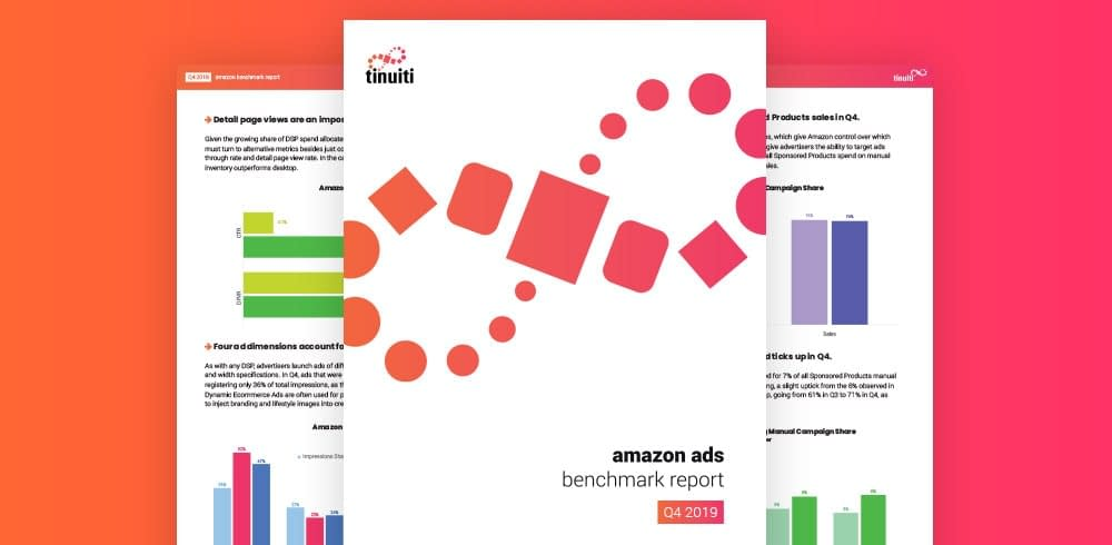 Amazon Ads Benchmark Report Q4 2019