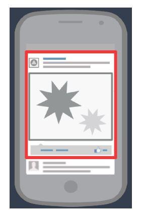 mobile news feed