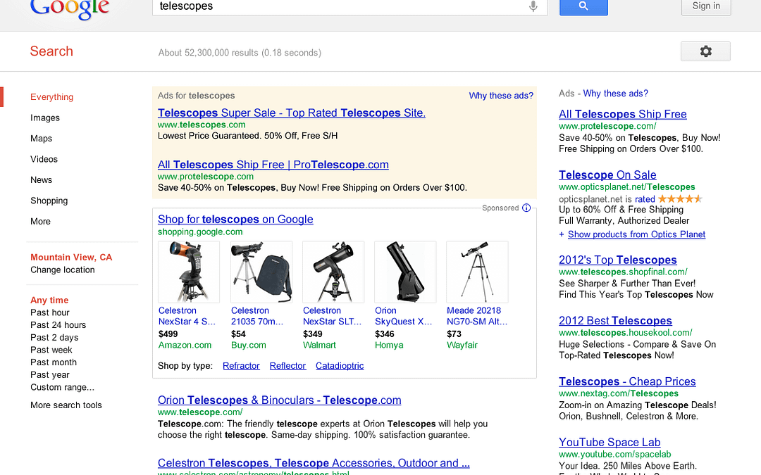 Google Product Search/Shopping to Transition from Free into Pay-Only Model