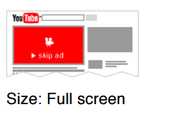 YouTube advertising