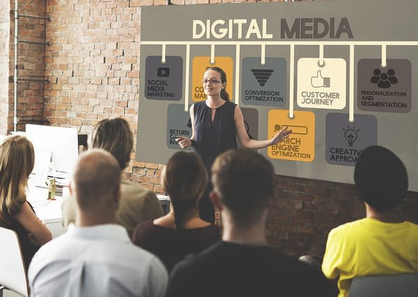 Digital to Leapfrog TV Soon in Ad Industry Market Share