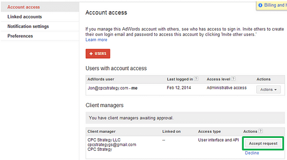 my-client-center-link-adwords-account