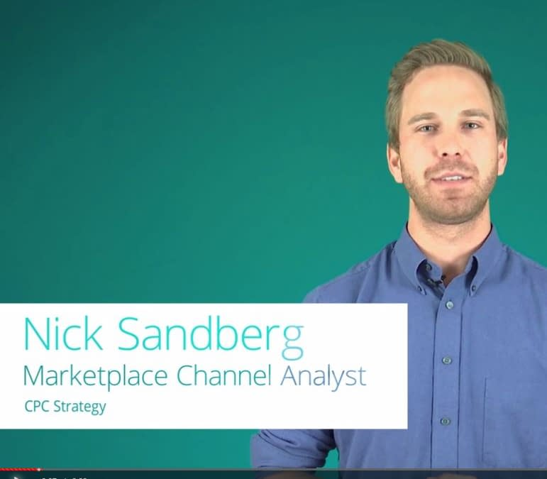 Optimizing Your Amazon Sponsored Products Strategy – Video
