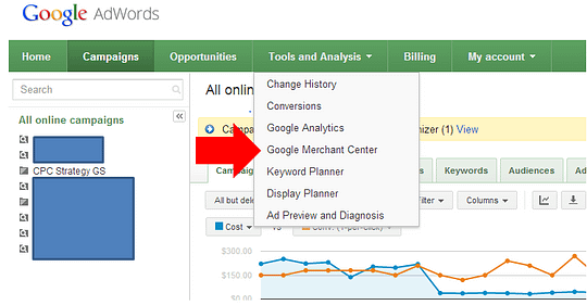Google data feed common errors
