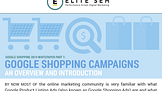 Google Shopping Campaigns: An Overview and Introduction