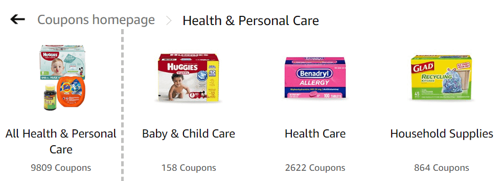 health-personal-care-category