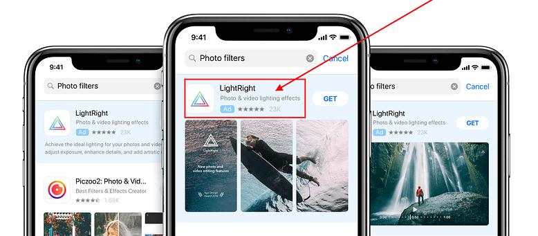 app store optimization apple search ads aso