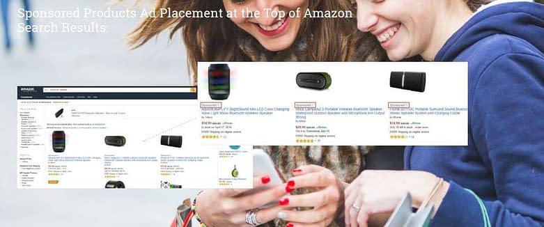 amazon sponsored products