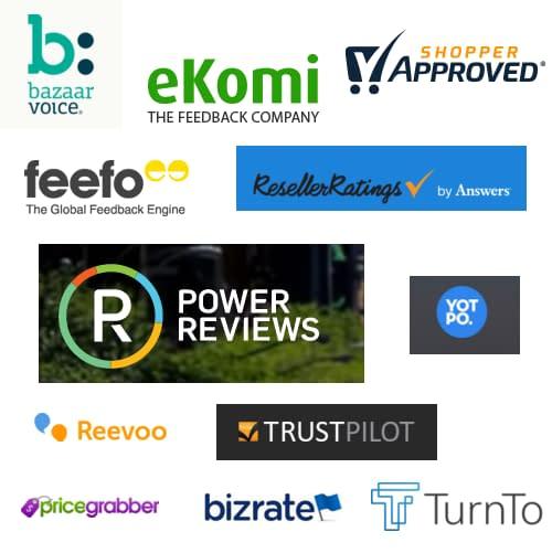 Google Seller Ratings & Product Reviews Platform Comparison