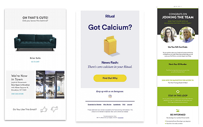 Email Designs That Convert: 4 Tips to Drive More Revenue
