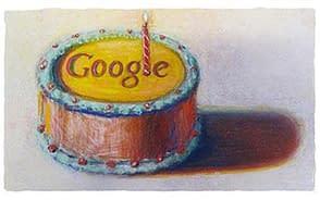 Google-cake-doodle