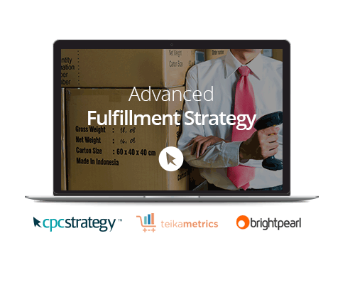 Amazon 3-Day Course Series: Advanced Fulfillment Strategy for Amazon Sellers