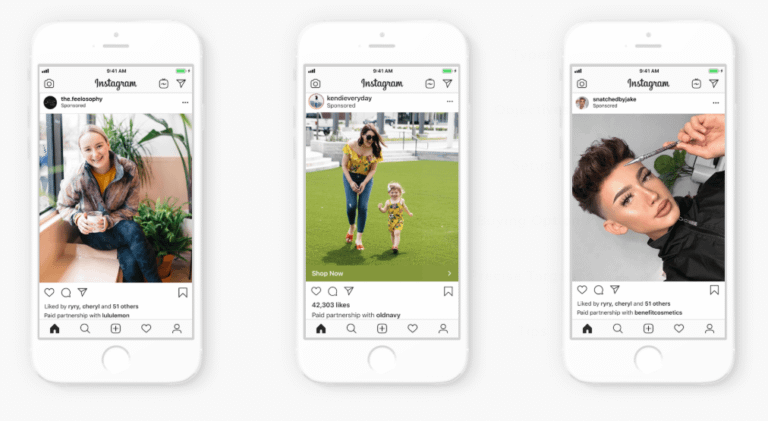 Introducing New Instagram Branded Content Ads [What It Means For Brands]