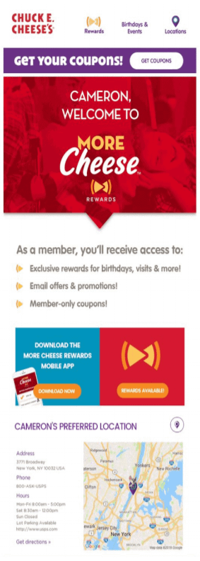 scale email personalization for the holidays
