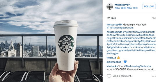 micro influencer marketing cpc strategy blog starbucks