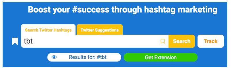 hashtagify instagram analytics tools