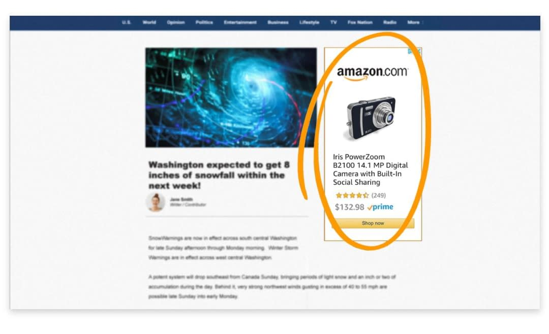 What is Amazon Sponsored Display?