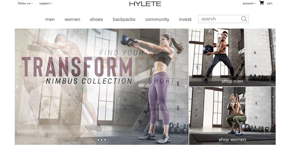 hylete website