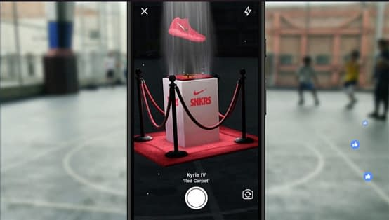 f8 nike messenger ar shoe drop