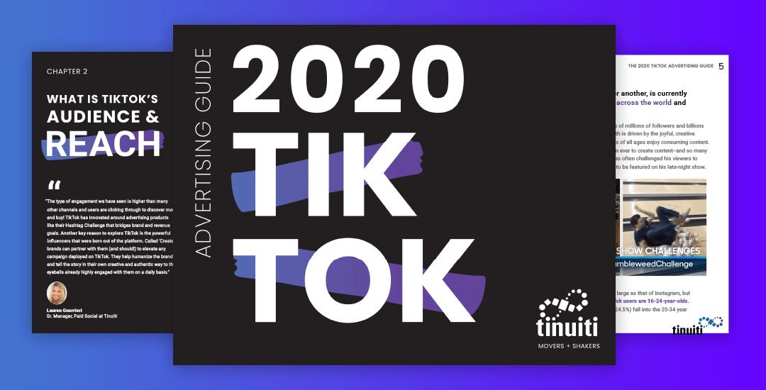 2020 Tik Tok Advertising Guide